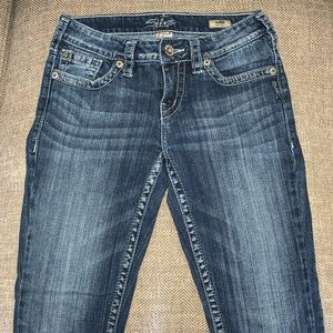 EUC Silver Jeans Aiko Bootcut Jeans Size 26.